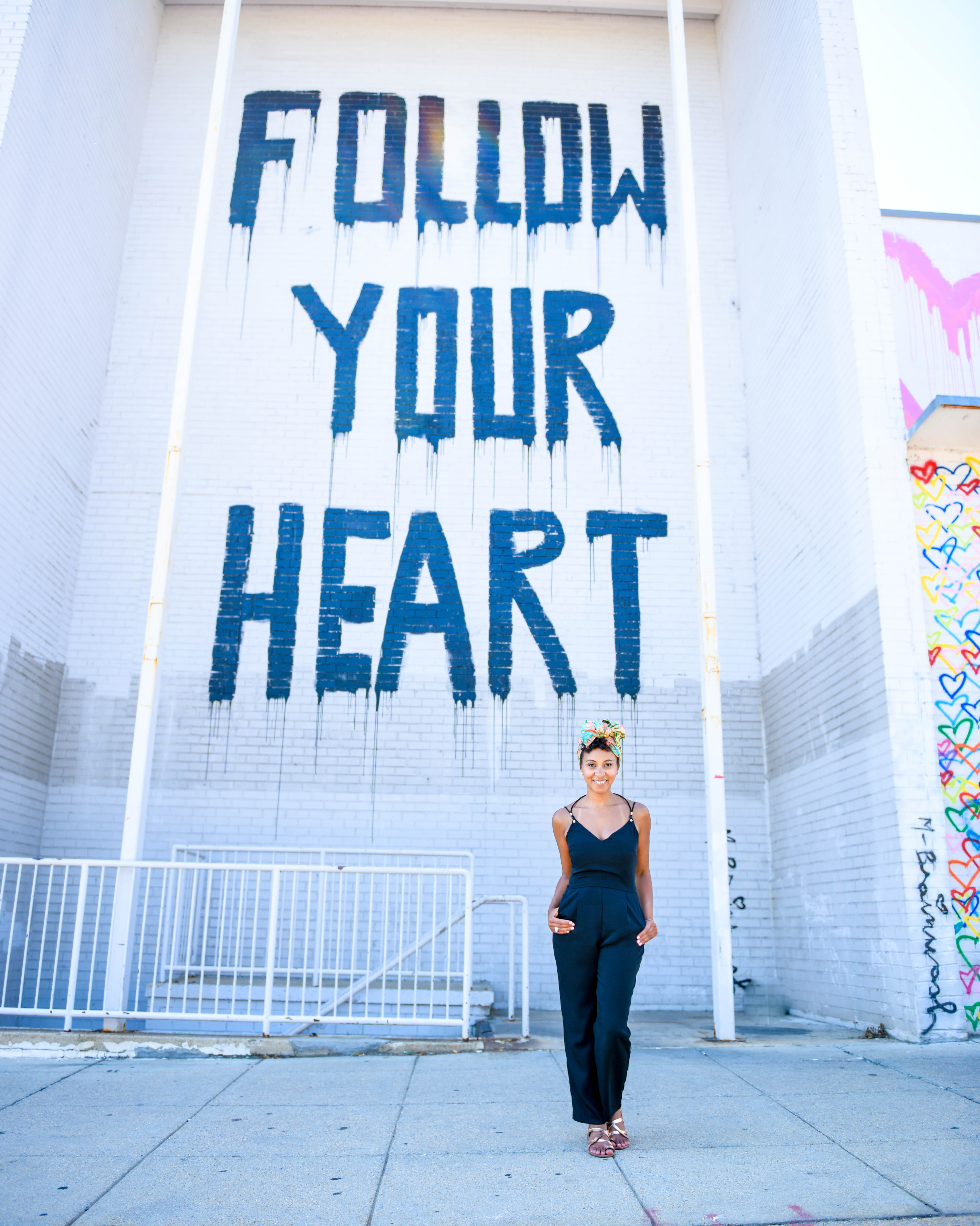Follow Your Heart R. Dione Foto