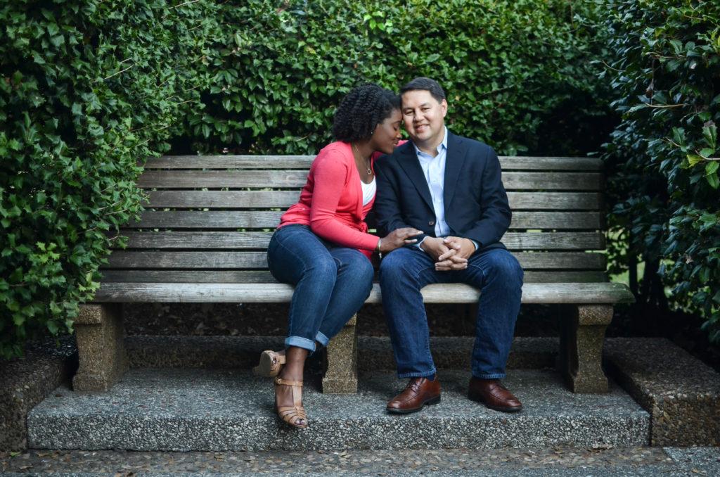 Engagement photo shoot - Plus One
