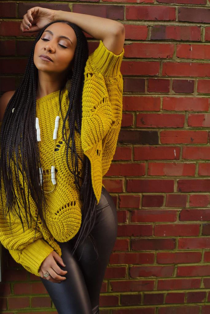 Rhonisha Franklin by Jide Alakija
