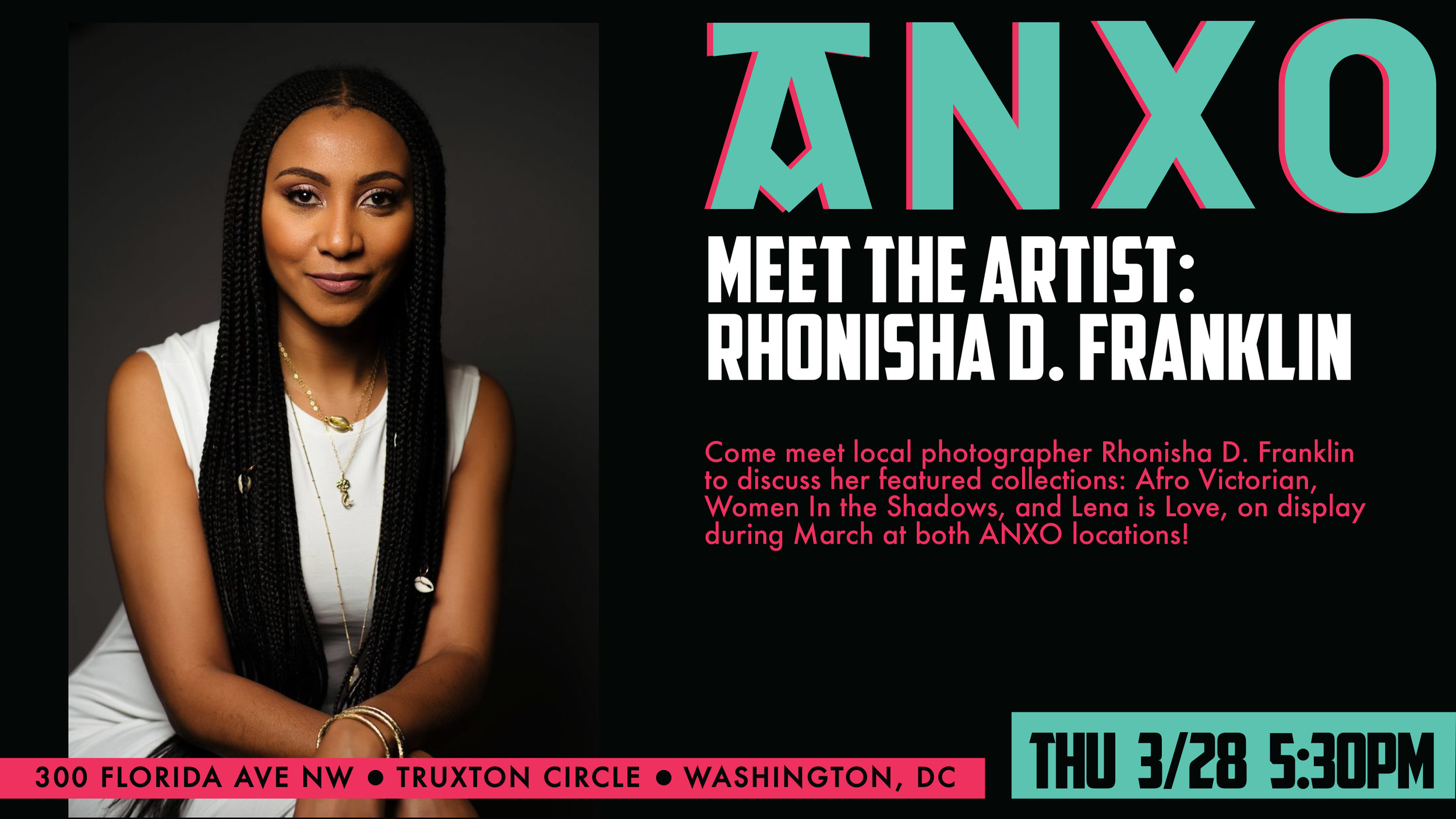 ANXO Women's Month - Rhonisha Franklin